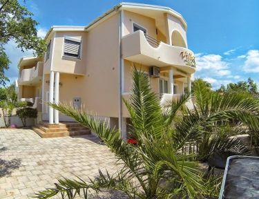 Villa Dobra Apartmanház profil képe - Vir
