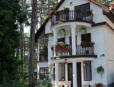 Villa Márti profil képe - Siófok