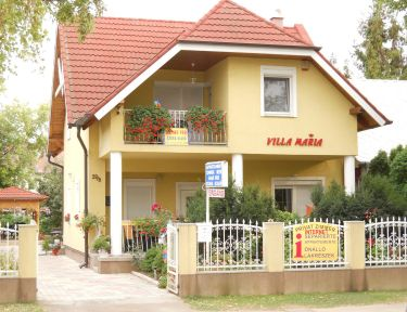 Villa Maria profil képe - Siófok