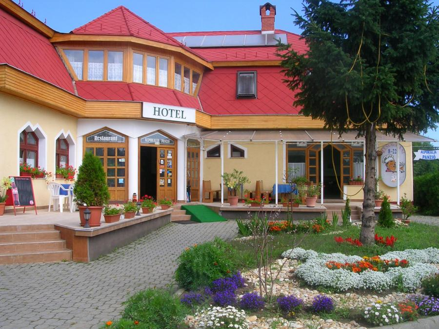 Alpokalja Panzió Étterem-Kőszeg