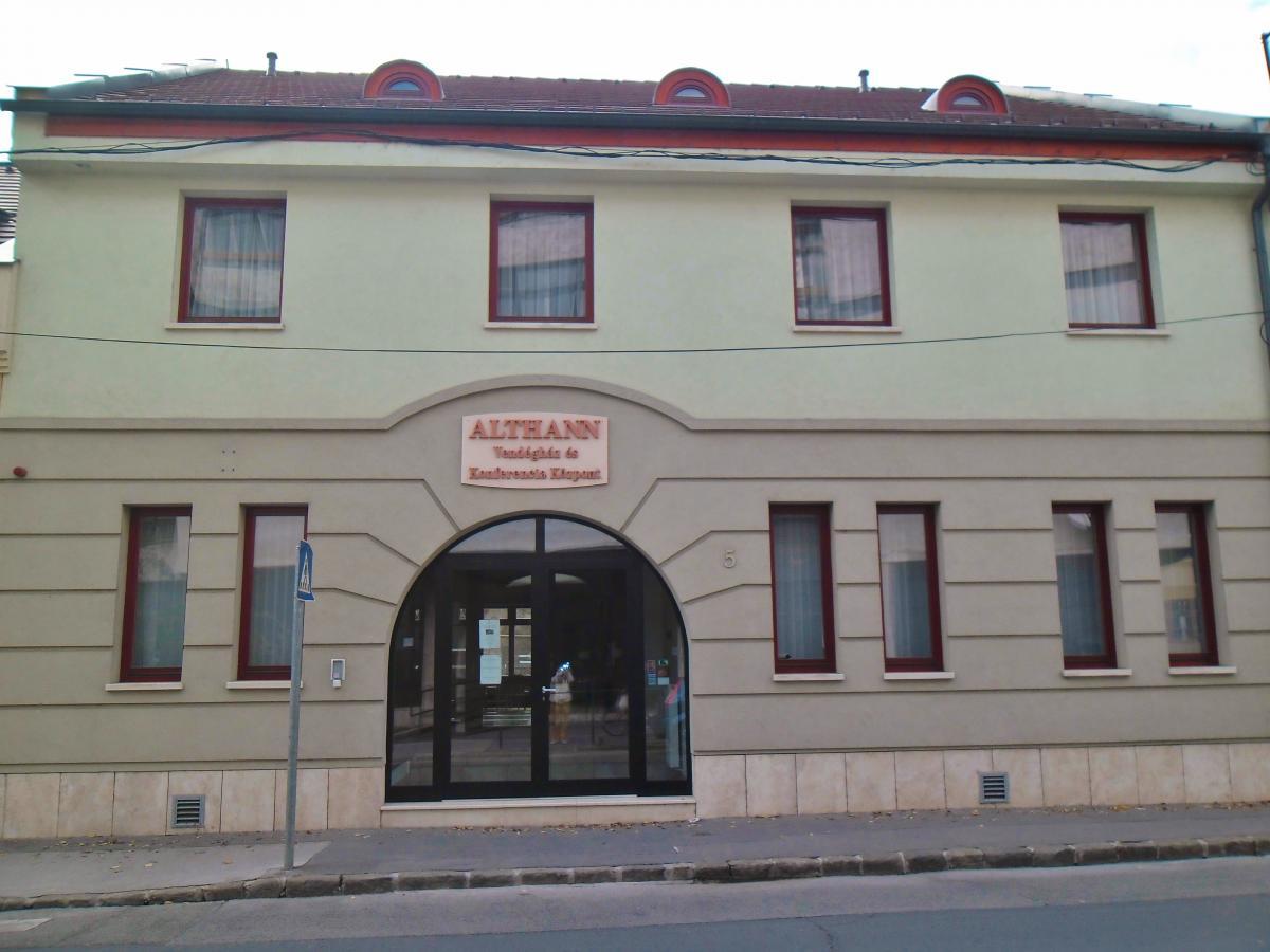 Althann Vendégház és Konferencia Központ-Vác