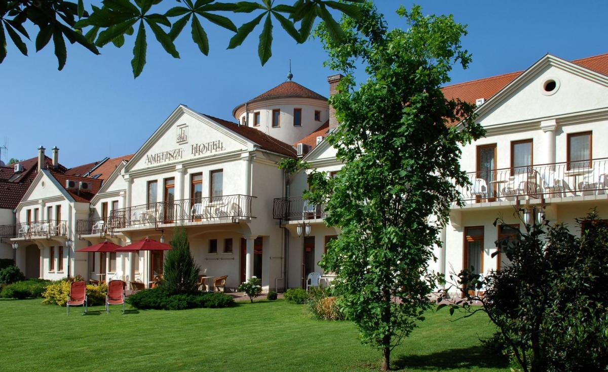 Ametiszt Hotel-Harkány