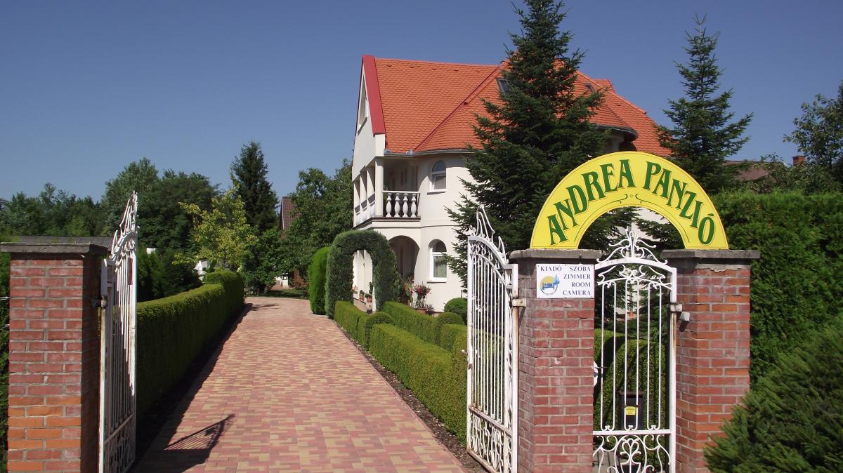 Andrea Panzió-Keszthely