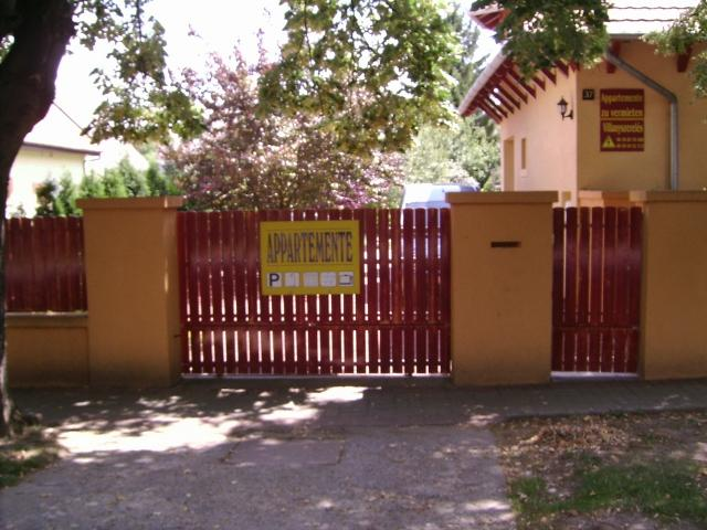 Aranyhal Apartman-Hévíz