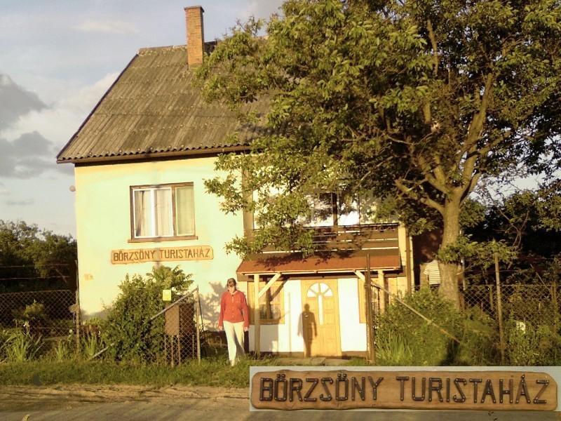 Börzsöny Turistaház-Borsosberény