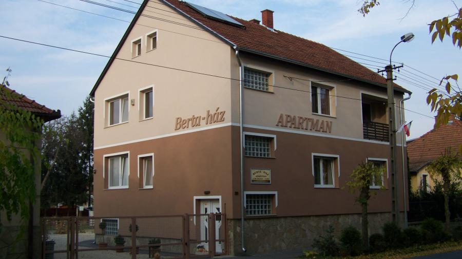 Berta-ház Apartman-Sárvár