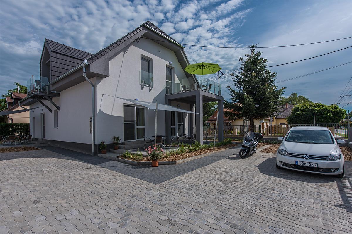 Centrum Apartmanház Boglár-Balatonboglár