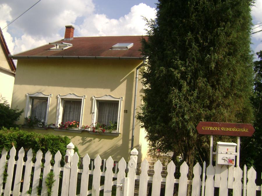 Citrom Vendégház-Orfű