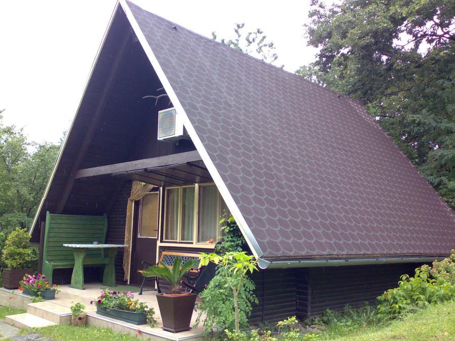 Egy faház a Pilisben-Pilisszentkereszt
