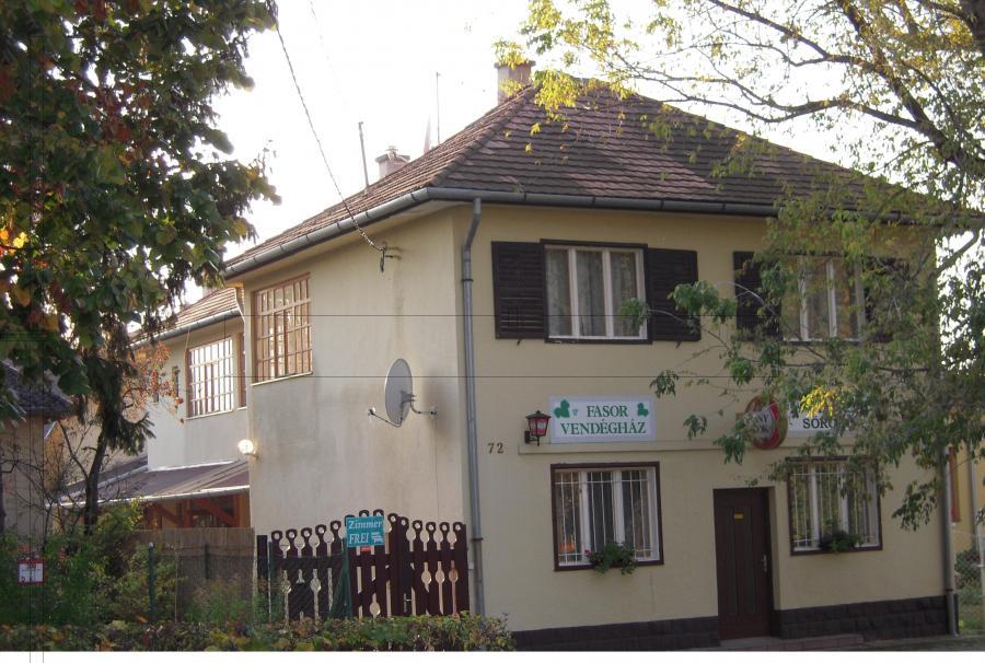 Fasor Vendégház-Balatonszemes