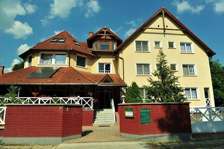 Hotel Francoise-Balatonlelle