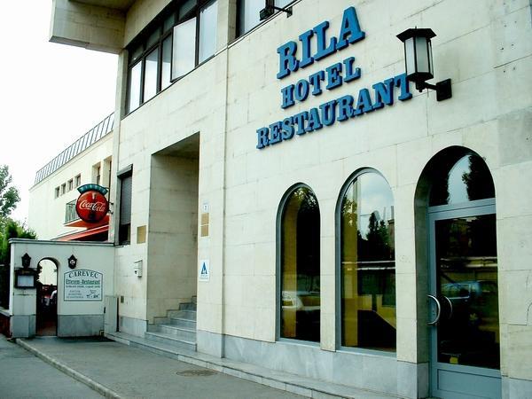 Hotel Rila-Budapest