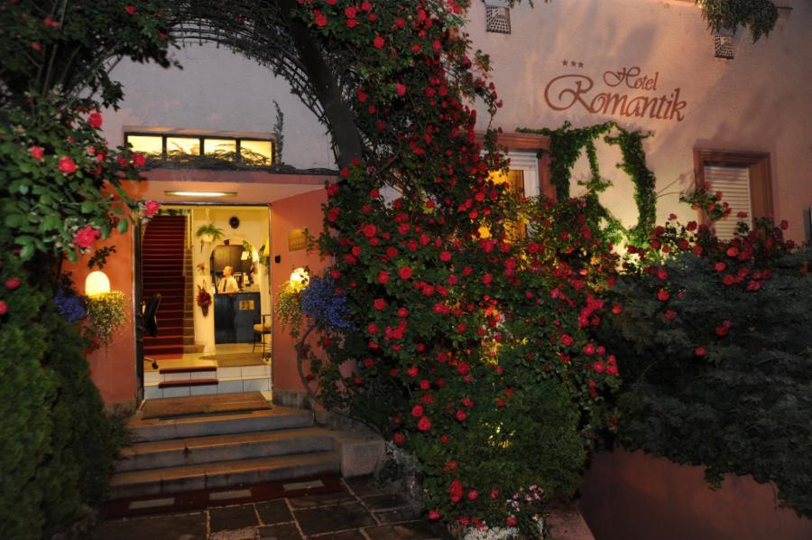 Hotel Romantik-Eger