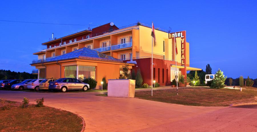 Hotel Vital ****-Zalakaros