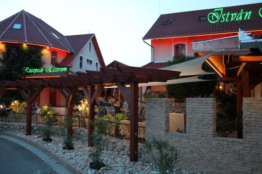 Istvan Hotel&Étterem-Nagykanizsa- Sormás