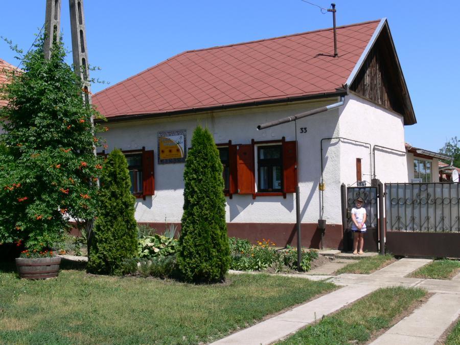 Jázmin Vendégház-Tiszaőrs