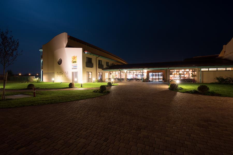 Jufa Vulkán Fürdő Resort-Celldömölk