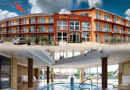 Kehida Family Resort-Kehidakustány