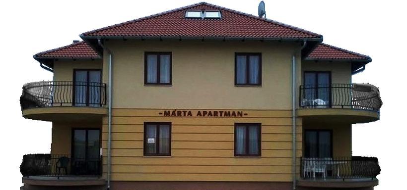 Márta Apartman-Kehidakustány