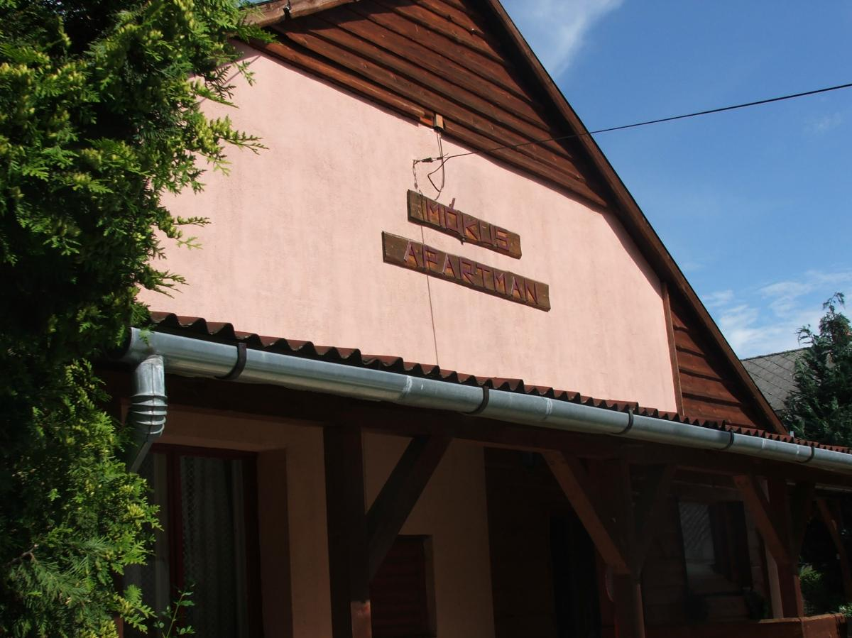 Mókus Apartmanház-Balatonlelle