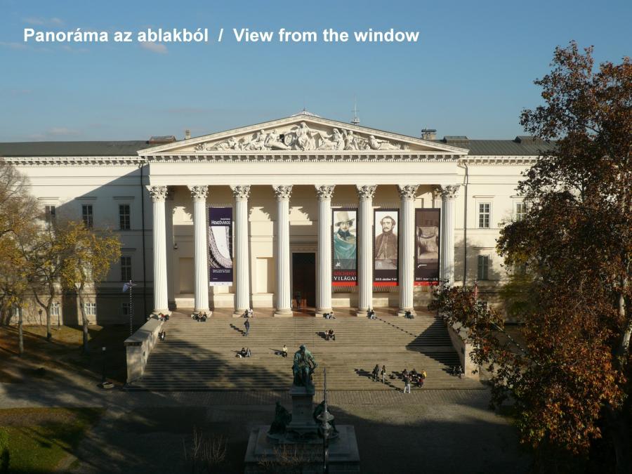 Múzeum Apartman-Budapest
