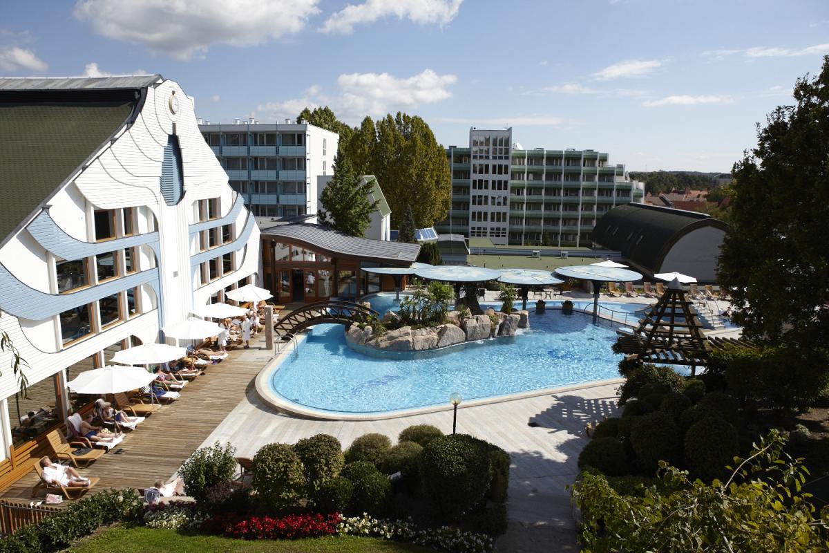NaturMed Hotel Carbona****-Hévíz