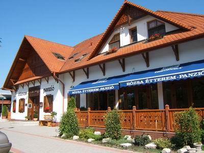 Rózsa Étterem-Panzió-Mezőkövesd