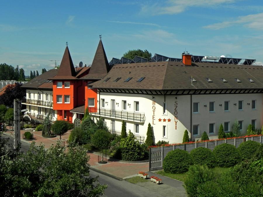 Szőnyi Garden Hotel Pest*** Superior-Budapest