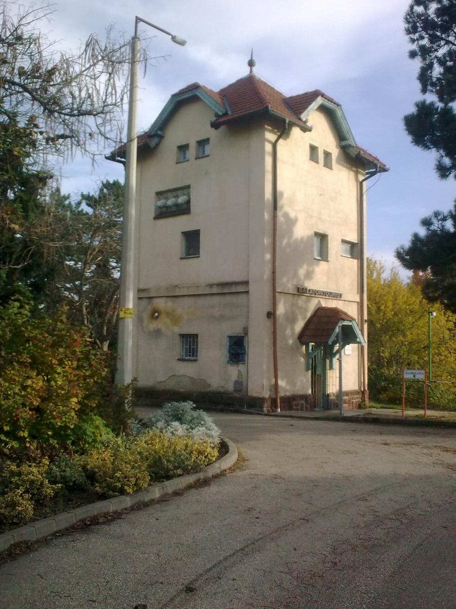 Trafó Turistaház-Balatonakarattya