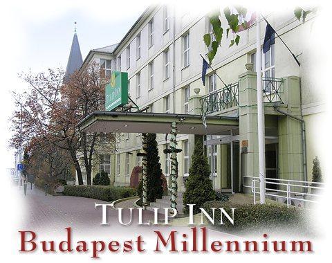 Tulip Inn Budapest Millennium-Budapest
