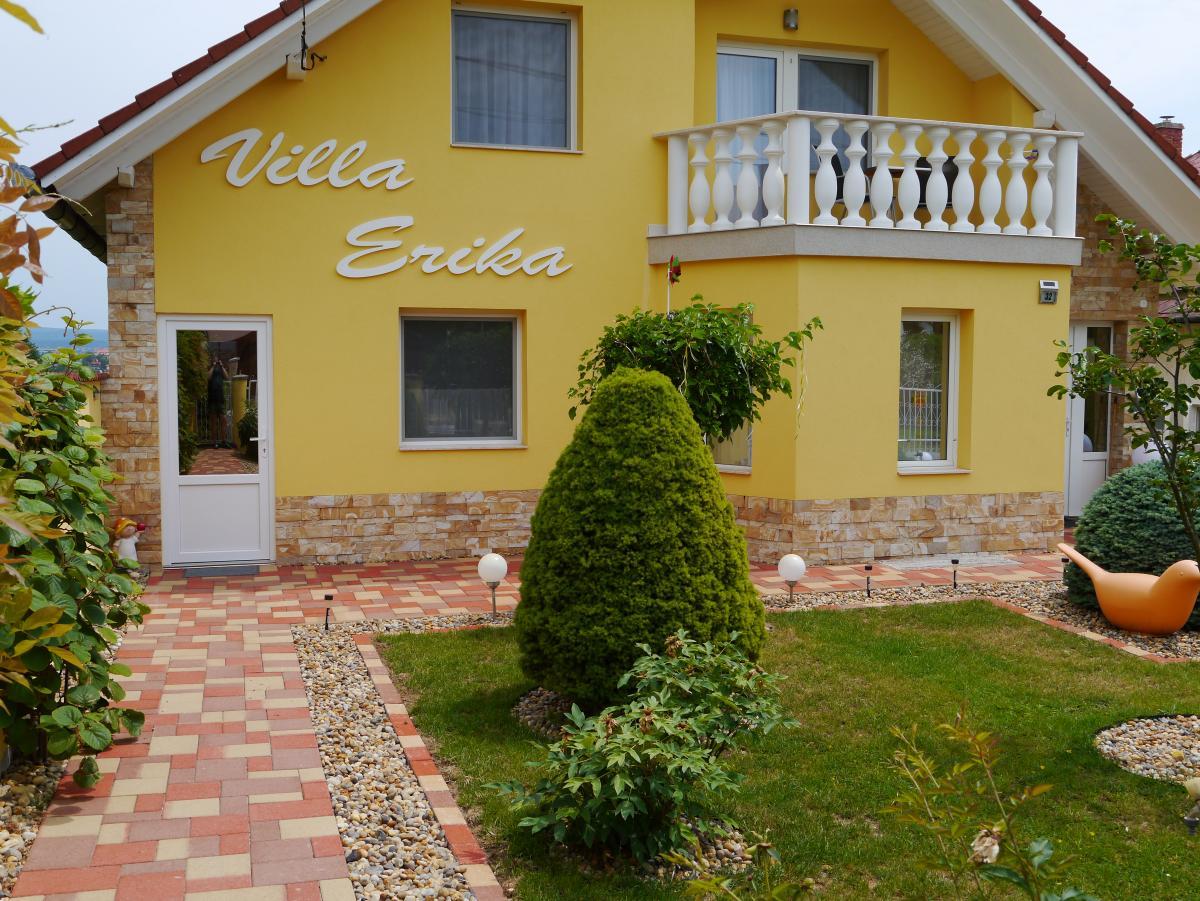 Villa-Erika-Alsópáhok