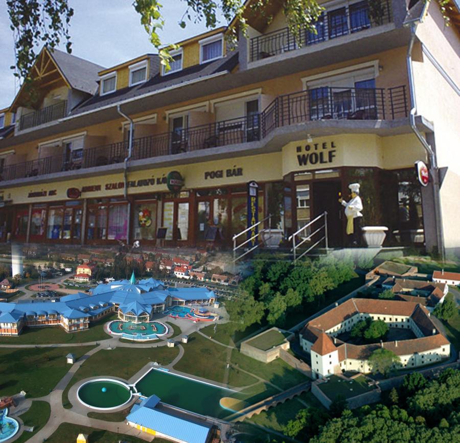 Wolf Hotel és Panzió-Sárvár